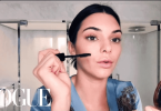 Kendall Jenner's Inspired Makeup