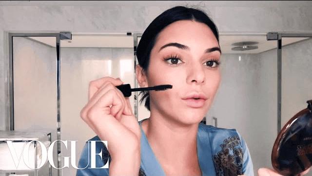 Kendall Jenner's Inspired Makeup