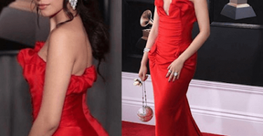 Best Dressed Females At The Grammy Awards