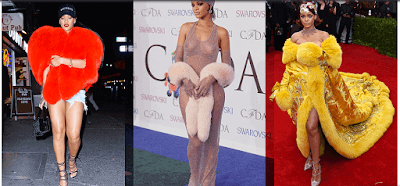 Rihanna Vogue Magazine news