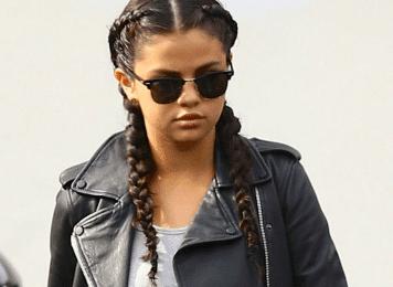 Selena Gomez Boxer Braids hairstyle tutorial