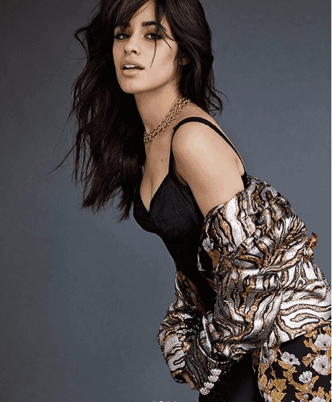 Camila Cabello s Vogue Mexico Magazine Cover Makeup Look