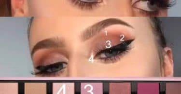 How To Create This Simple Eyshadow Makeup Base