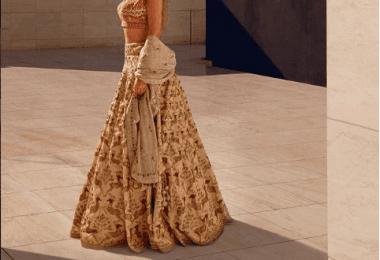 Kim Kardashianr s Vogue India Magazine Cover Makeup Look