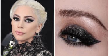 Lady Gaga`s Grammy Awards Makeup