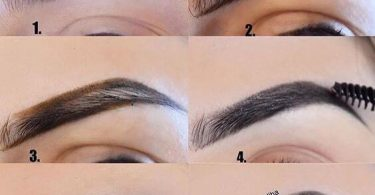 Beginner Eyebrow Routine 5 Steps Tips & Tricks