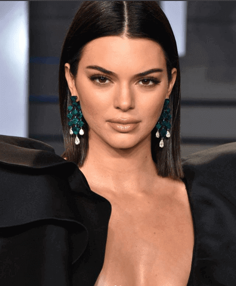 Kendall Jenner's Oscars After Party Makeup Look