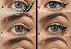 Let s Create In 5 Steps This Perfect Winged Eyeliner Tutorial Look
