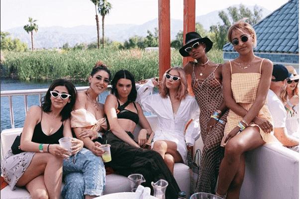 Kendall Jenner Very Hungover After Kourtney Kardashian's Birthday Bash Makeup Look On Her Instagram