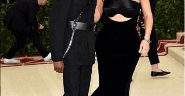 Kylie Jener's Met Gala Makeup Look With Her Boyfriend Travis Scott